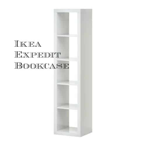 IKEA Hack: Expedit Bookcase