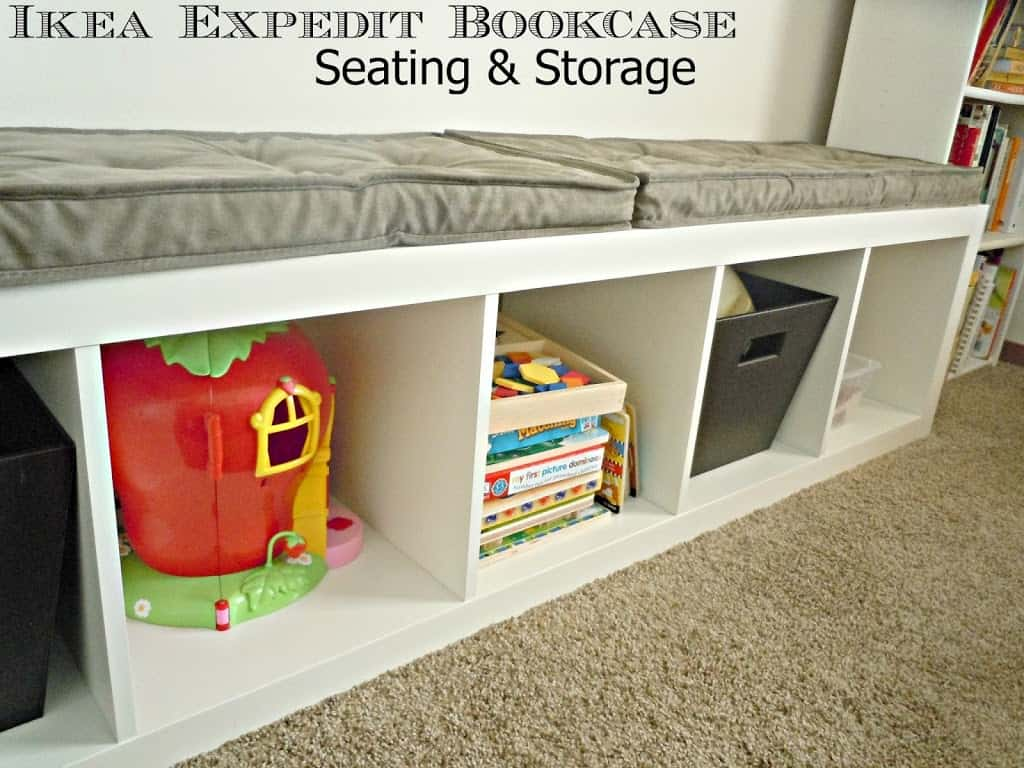 ikea hack expedit bookcase life a little brighter. Black Bedroom Furniture Sets. Home Design Ideas