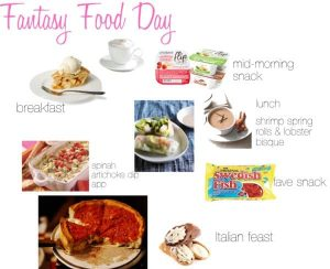 Fantasy Food Day