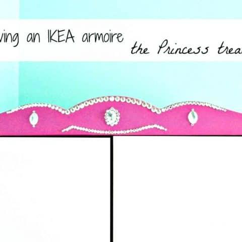 Ikea White Armoire