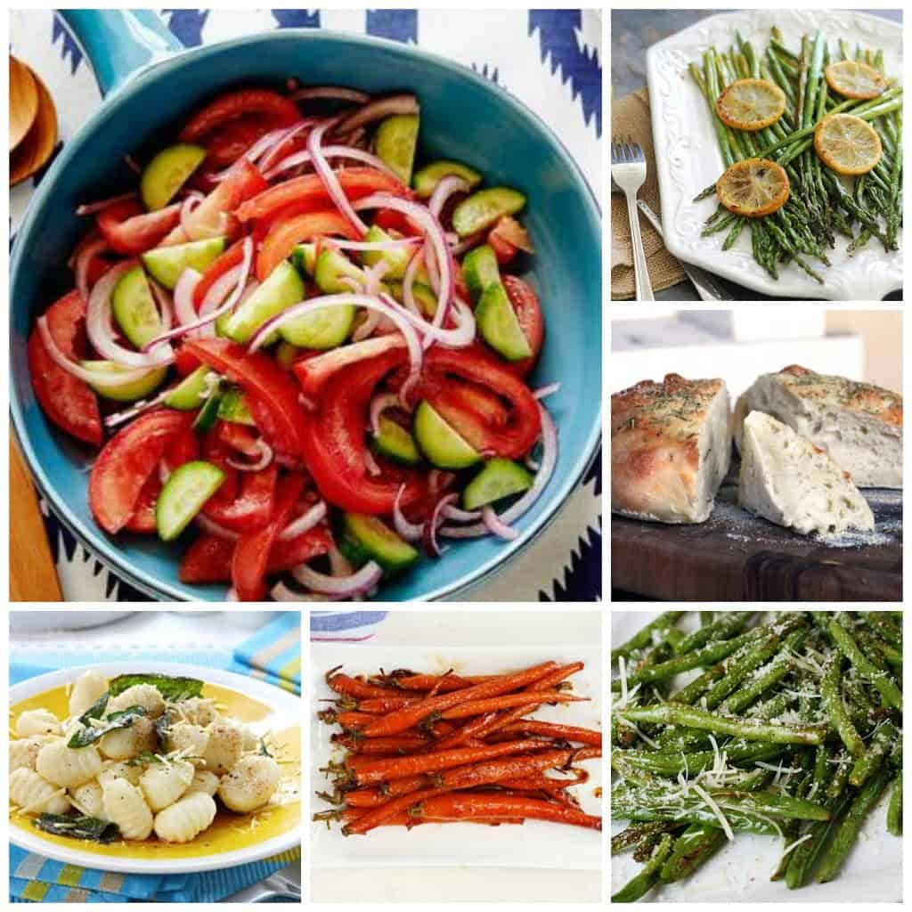 a dinner family ideas for easy a Little & Quick Side Dishes Brighter  Easy Life