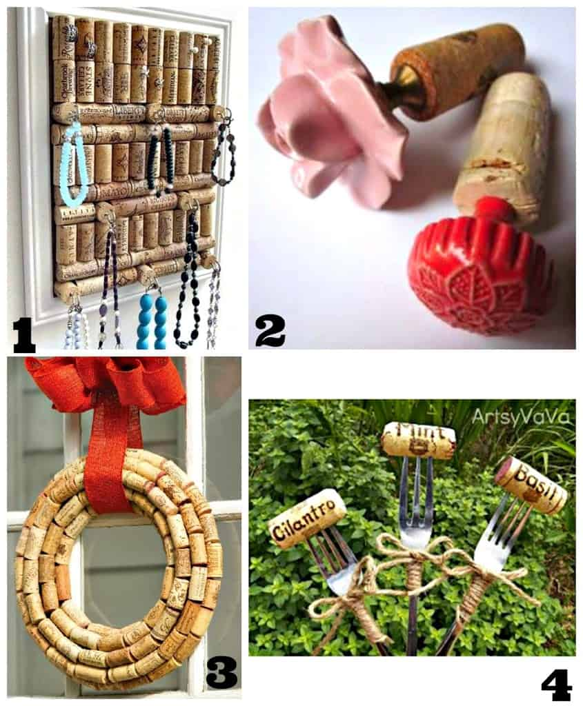 Wine cork diy projects life a little brighter for Wine cork diy ideas