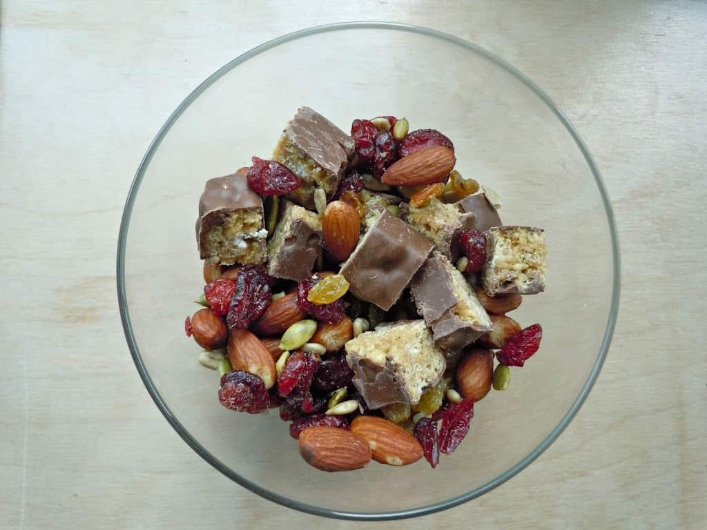 High Protein Snacks Easy Trail Mix Life A Little Brighter