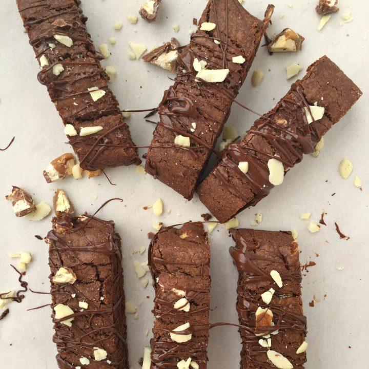 SNICKERS® Chocolate Biscotti