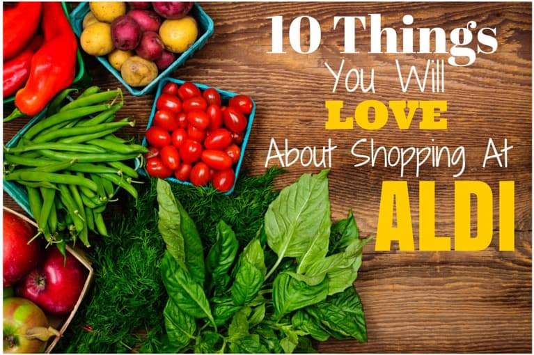 10 Things You Will Love About Shopping at Aldi