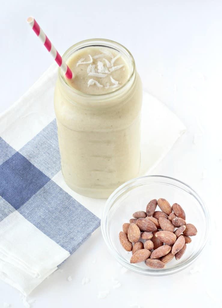 Pina Colada Protein Smoothie