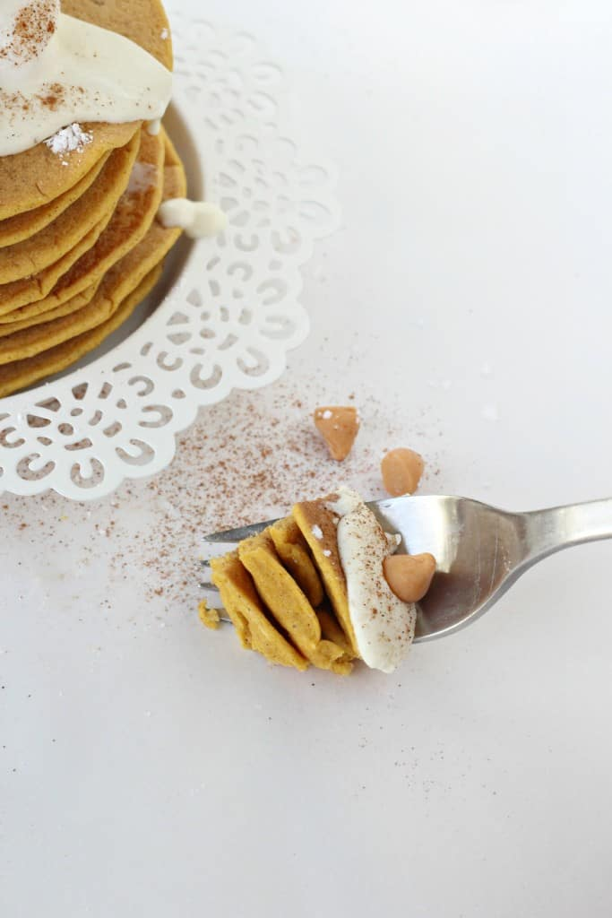 Protein-Packed Pumpkin Pancakes-2