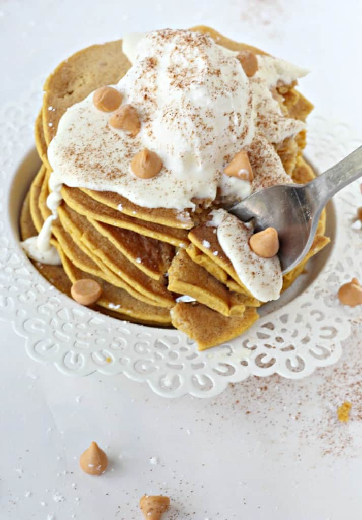 Protein-Packed Pumpkin Pancakes-3