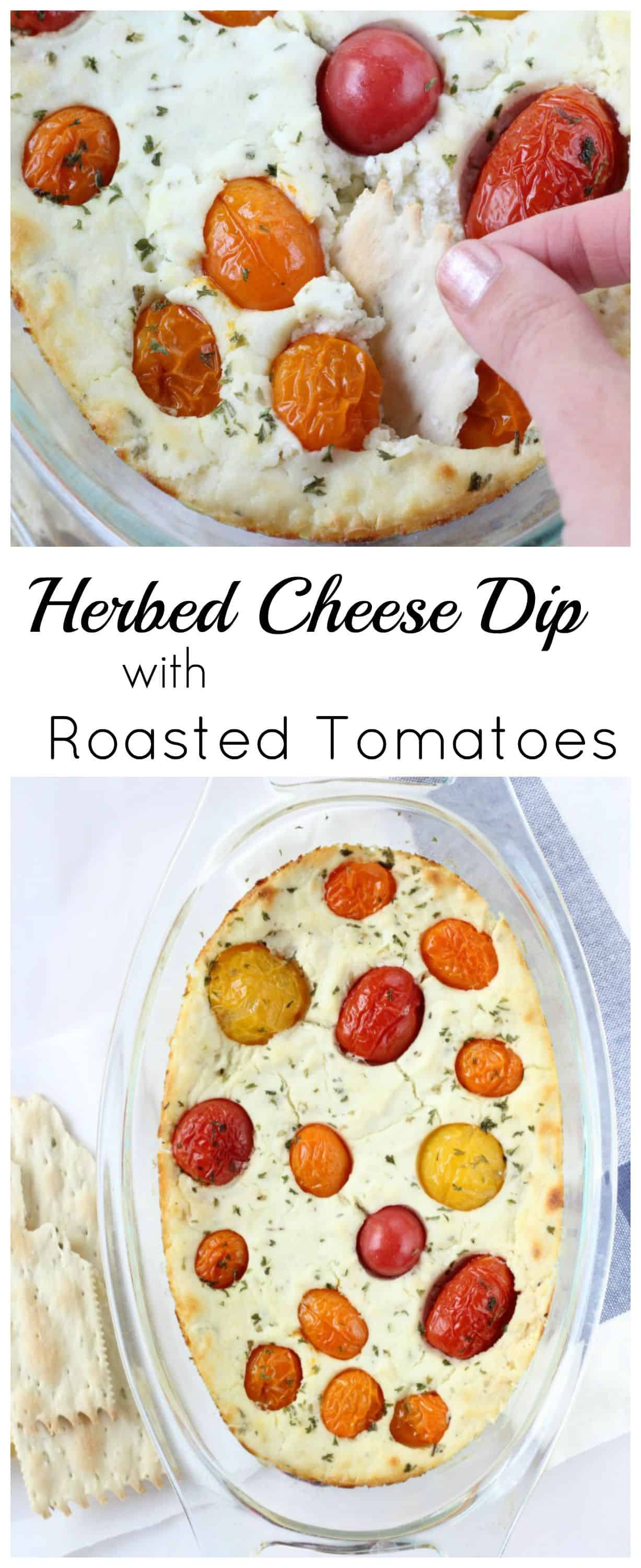 Herbed Cheese Spread Recipe — Dishmaps