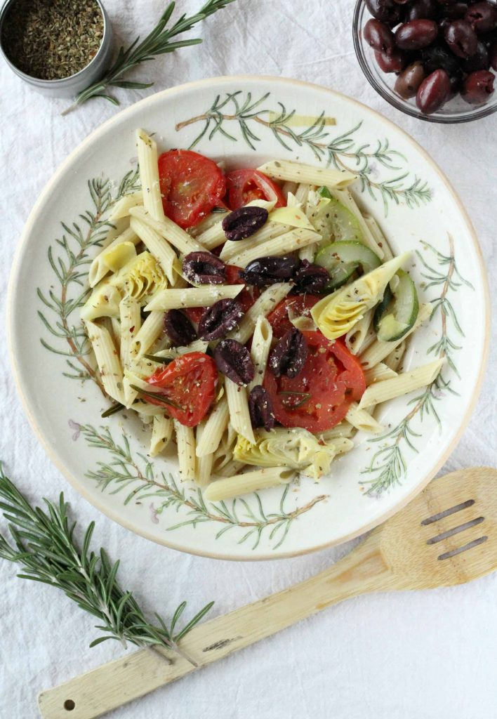 Mediterranean-One-Pan-Pasta-3