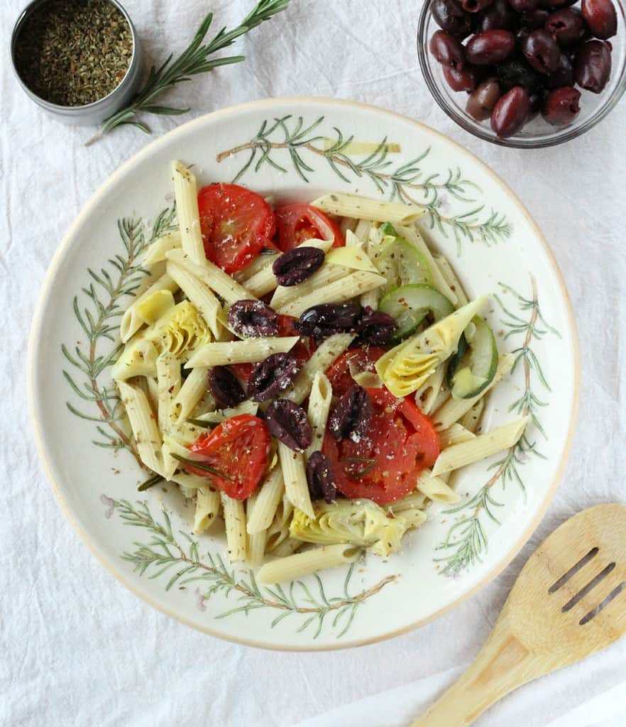 Mediterranean-One-Pan-Pasta-4