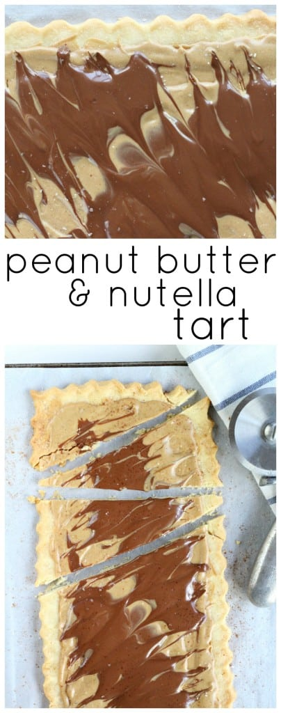 Peanut-Butter-Nutella-Tart-7