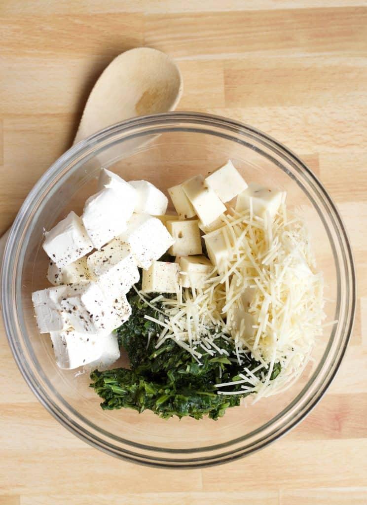 crockpot spinach dip ingredients