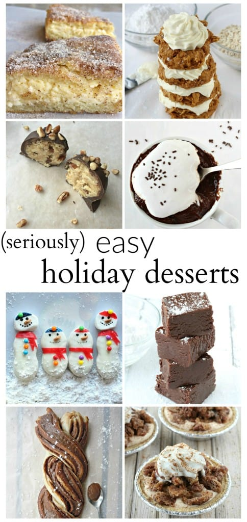 easy-holiday-desserts