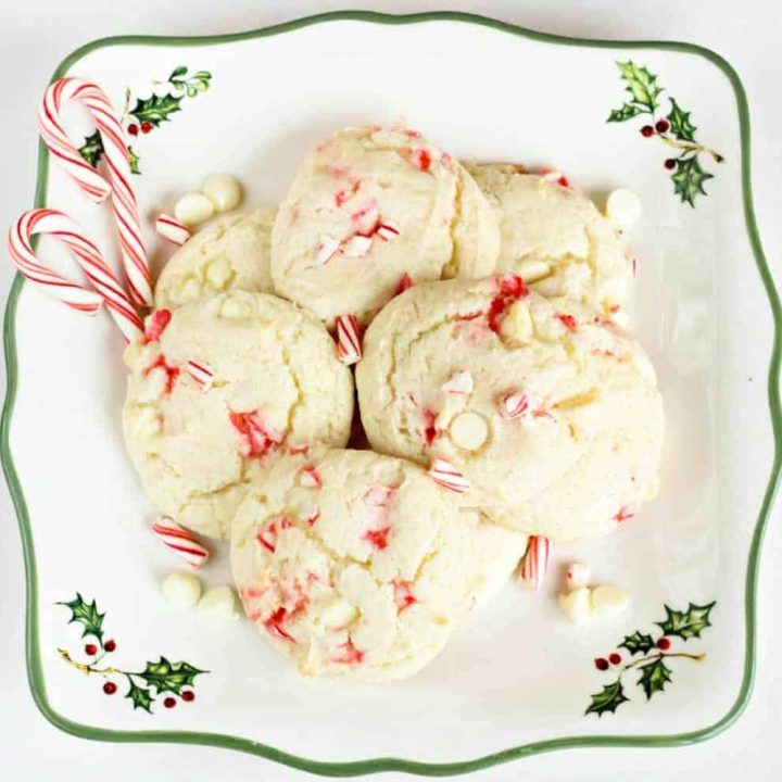 Cake Mix Christmas Cookies