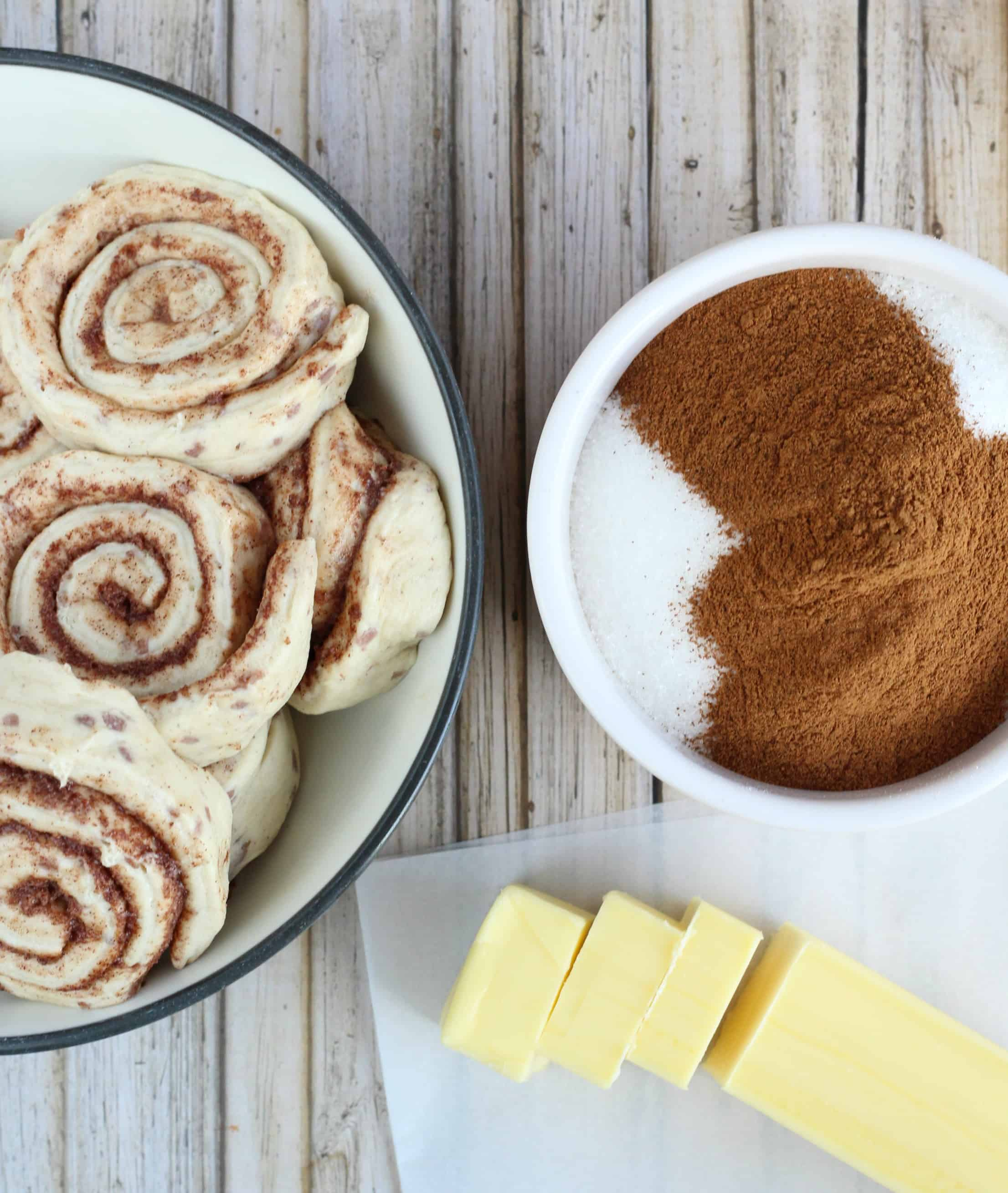 Cinnamon Roll Bread Machine Bacon Cinnamon Bun Monkey Bread Life A Little Brighter