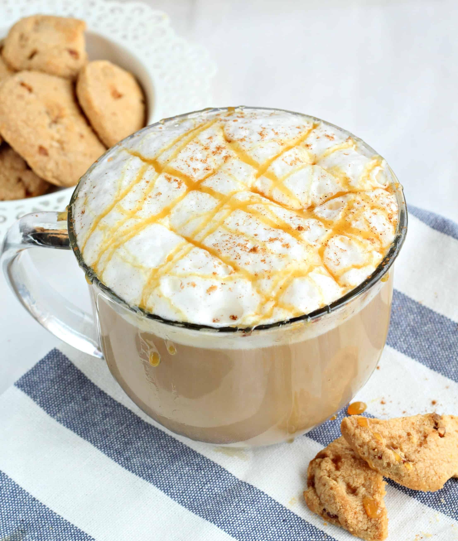 Caramel Latte Recipe Without A Machine
