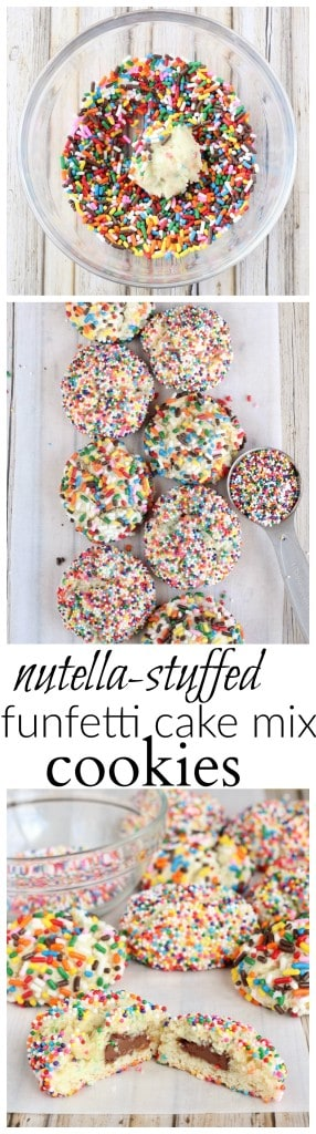 Nutella-Stuffed-Funfetti-Cake-Mix-Cookies-9