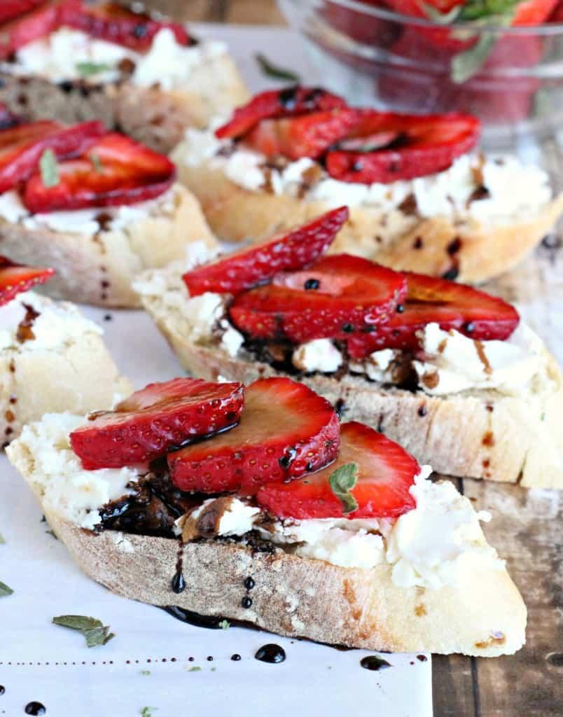 「クロスティーニ」でおもてなし。おすすめイタリア料理の簡単レシピ 30選 で紹介している画像