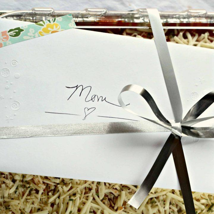 Zucchini Lasagna {Mother's Day Idea}