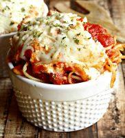One Pan Lasagna