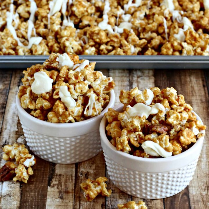 Cinnamon Roll Popcorn Pop Secret