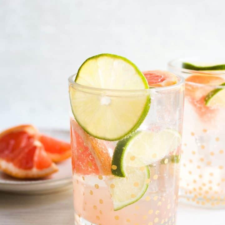 Gin Grapefruit Cocktail