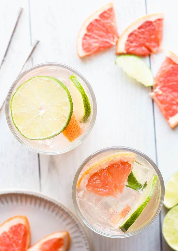 grapefruit gin cocktail pic