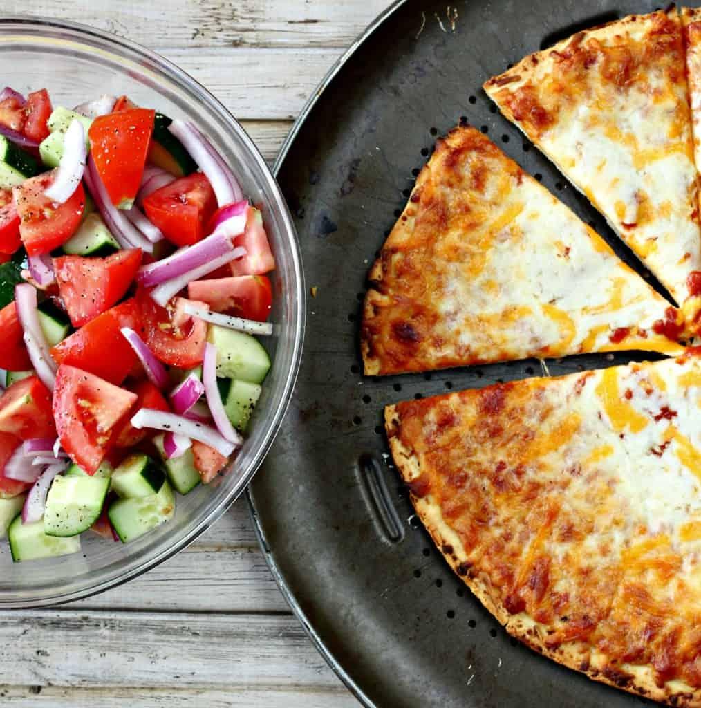 easy summer meal idea