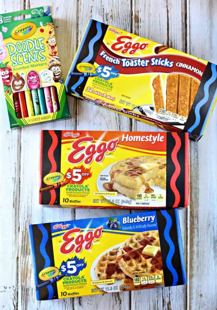 Cake Batter Dip Amp Eggo 174 French Toaster Sticks Life A