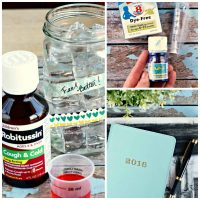 How To Keep Your Cool {when your whole house is sick}