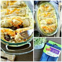 Cheesy Sausage Brunch Rolls & tips for easy clean-up!