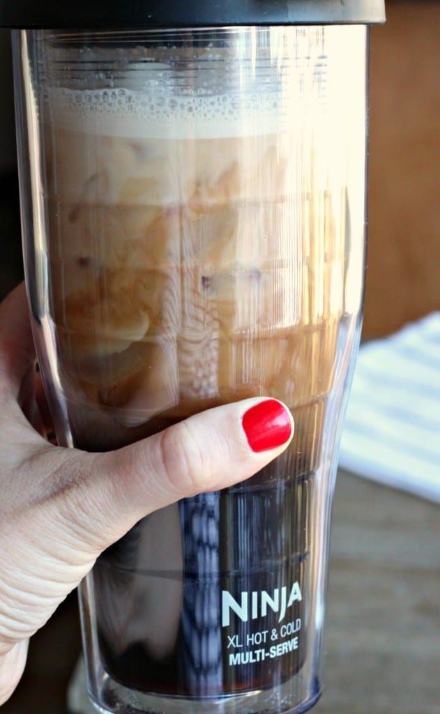 Can Ninja Coffee Bar Make Frappe