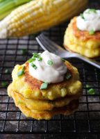 Easy Side Dish: Savory Corn Fritters