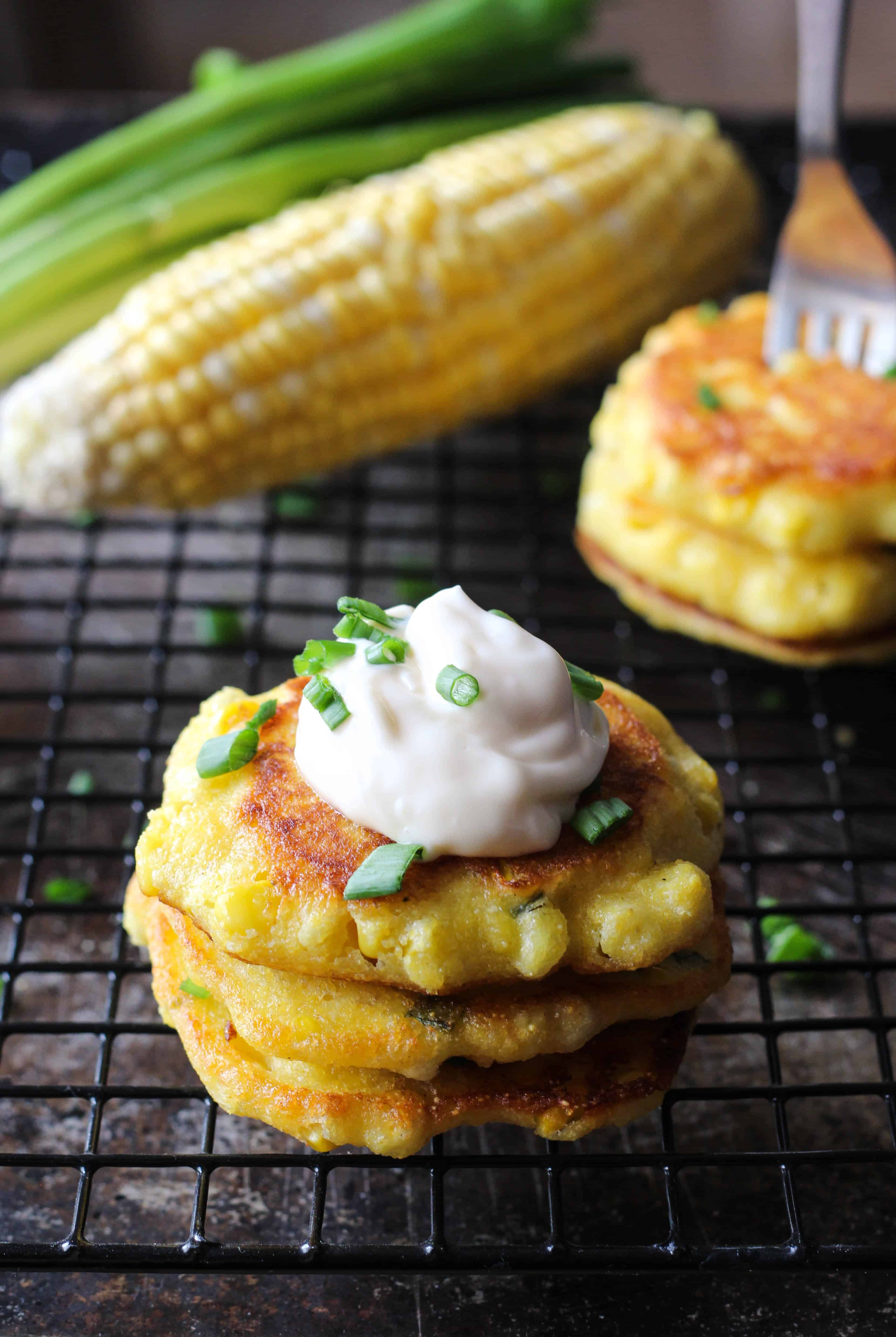 How To Make Corn Fritters Life A Little Brighter