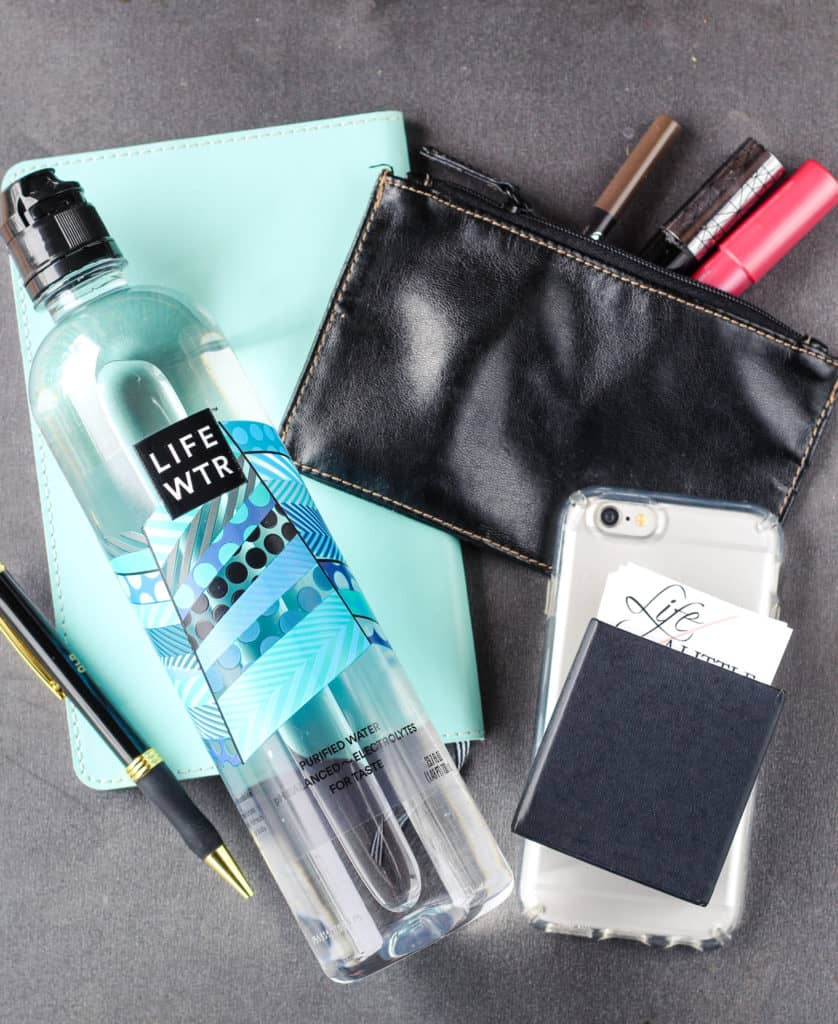 mom on-the-go essentials