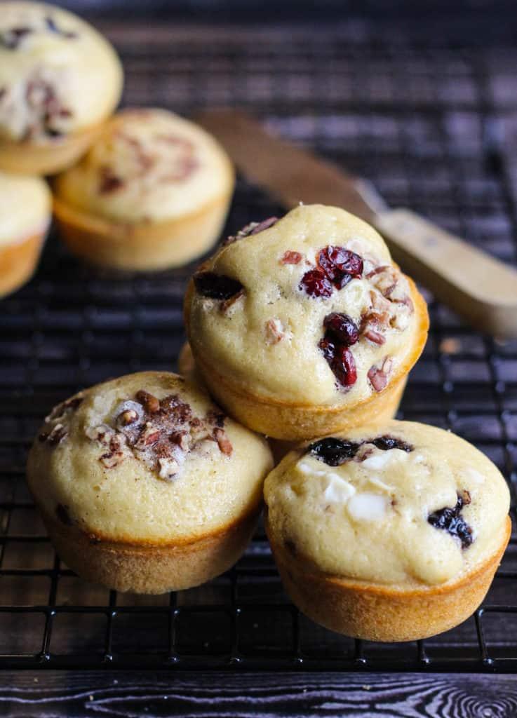 pancake mix muffins