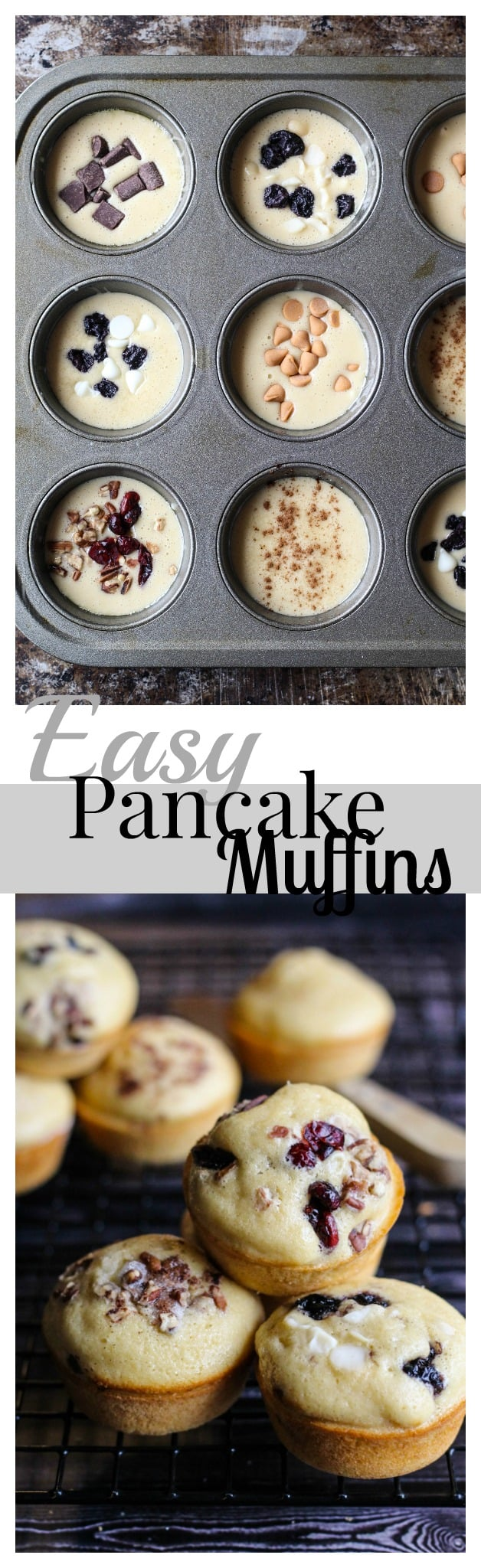 Easy pancake muffins life a little brighter love these easy pancake muffins try these butterscotch french toast muffins ccuart Image collections