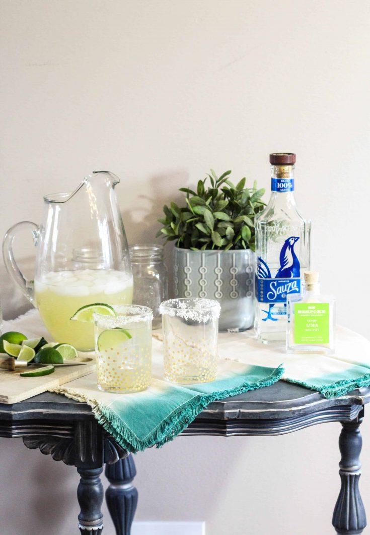 Effortless Entertaining: Cinco de Mayo, featuring Sauza® Tequila