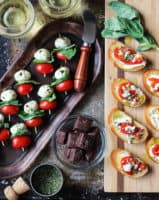 Gloria Ferrer Wine + Easy Appetizer Ideas {Effortless Entertaining}