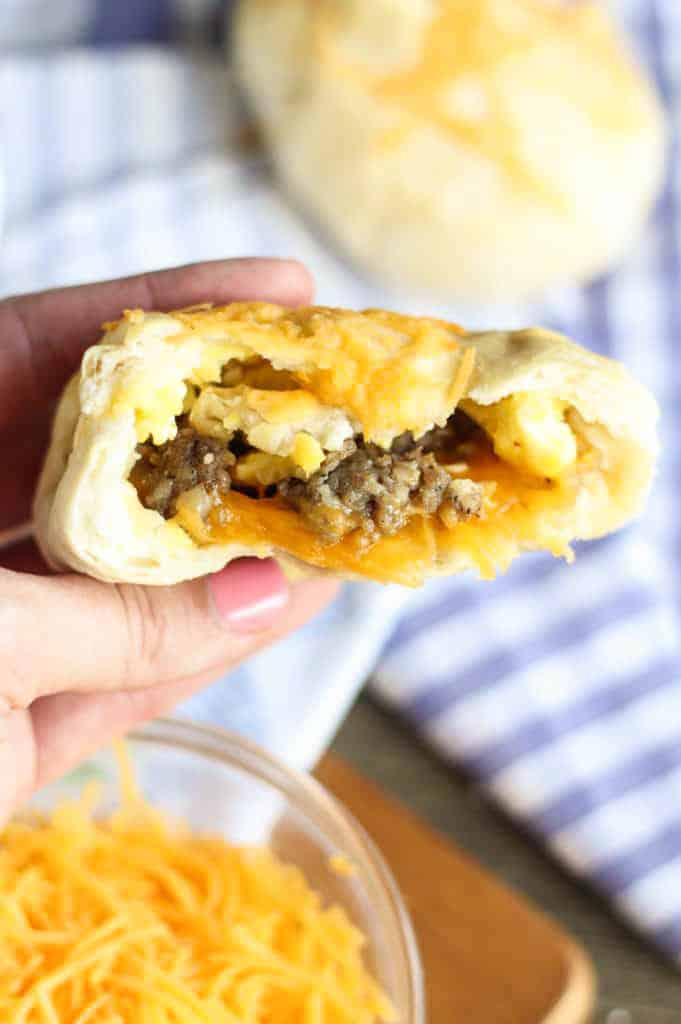 3 Ingredient Breakfast Biscuits Delicious Made Easy