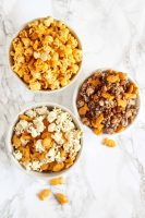 {Choose Your Own!} Flavored Popcorn Snack