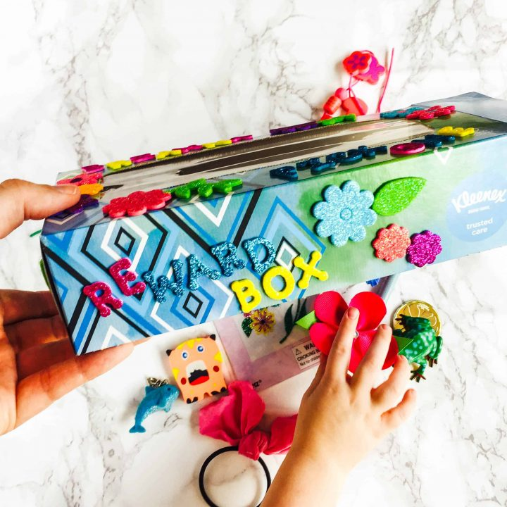 Kids' Rewards Box