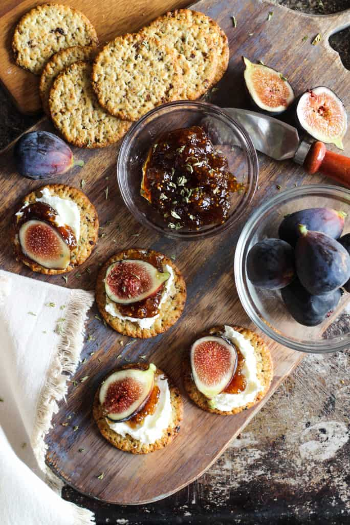 fig appetizer