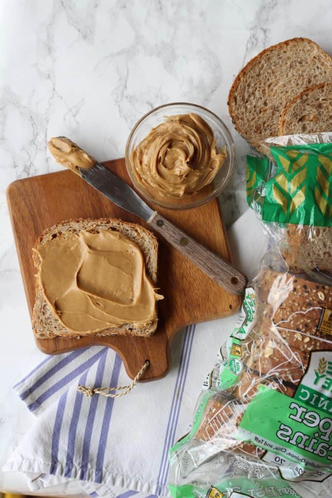 peanut butter sandwich ideas