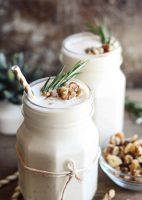 Maple Vanilla Smoothie | Heart Healthy Recipes