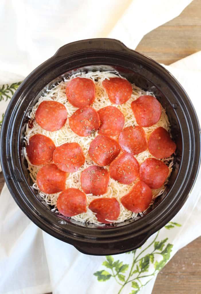 easy pizza pasta