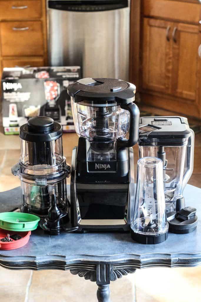 ninja total intelli sense kitchen system