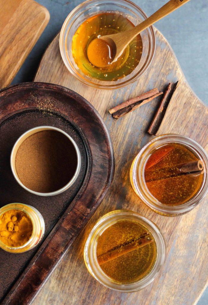 Turmeric Cinnamon Tea