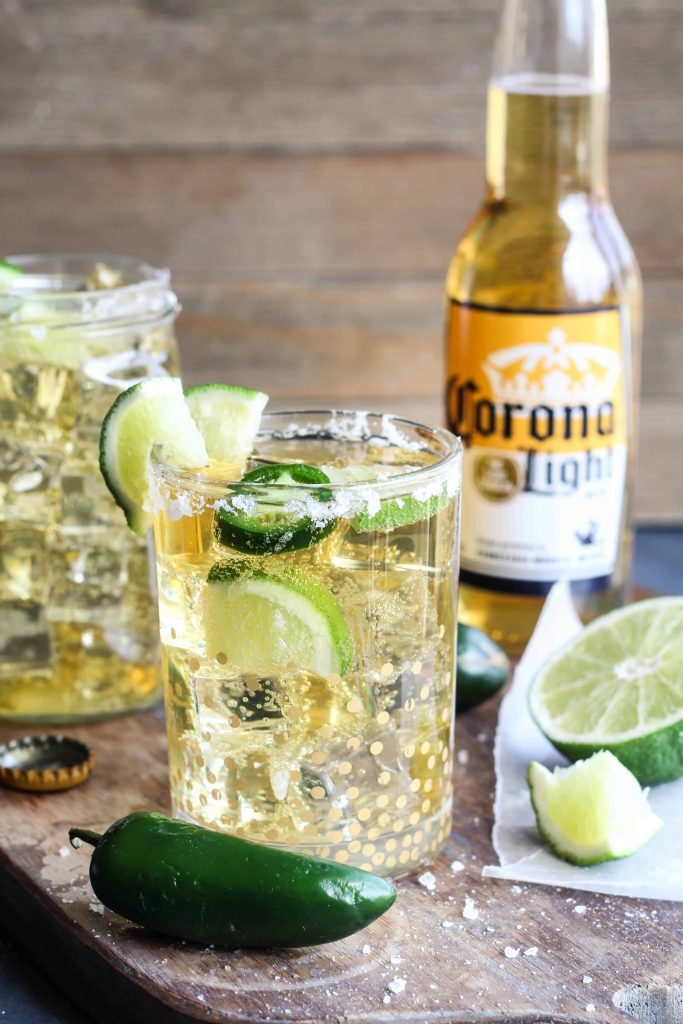 Corona Drink